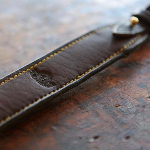 The Graaff-Reinet Leather Rifle Sling 45mm