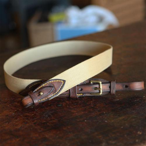 The Graaff-Reinet Canvas Rifle Sling