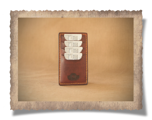 The Elliot 4 License Card Holder