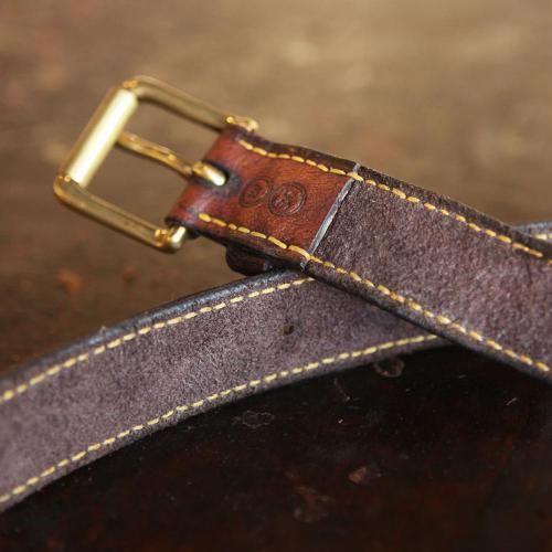 The Middelburg Leather Waist Belt