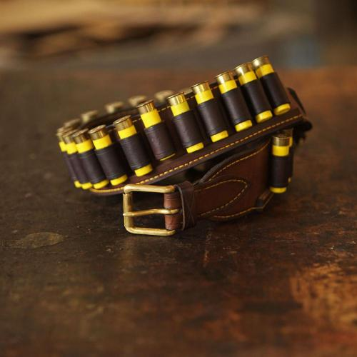 The Rouxville Shotgun Cartridge Belt